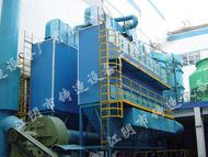 潍坊柴油机厂10t热博rb88怎么下载风机反吹布袋除尘